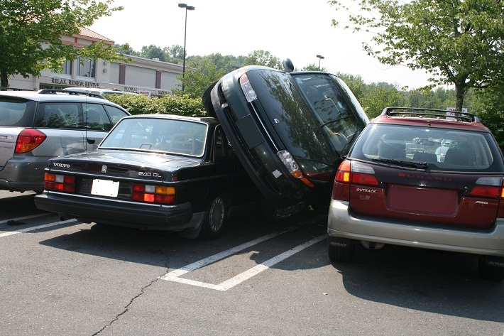 Parking Fail USA
