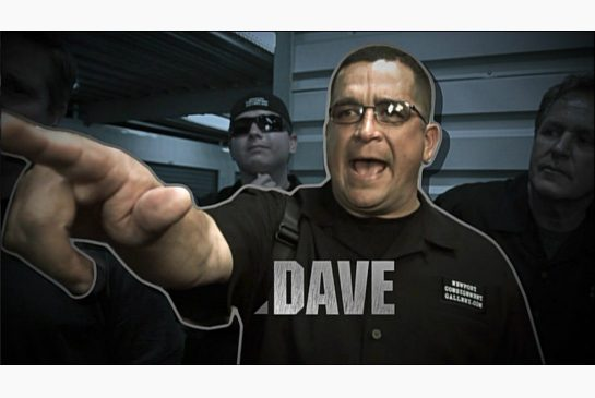 Dave Hester, from Storage Wars, agrees