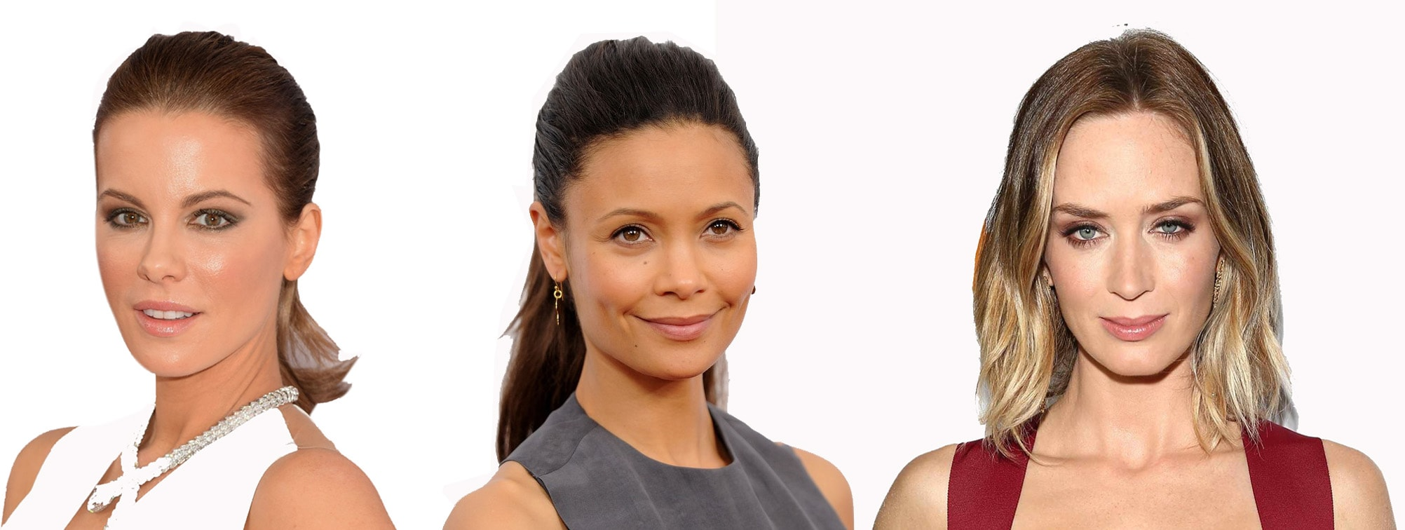 Kate Beckinsale, Thandie Newton and Emily Blunt