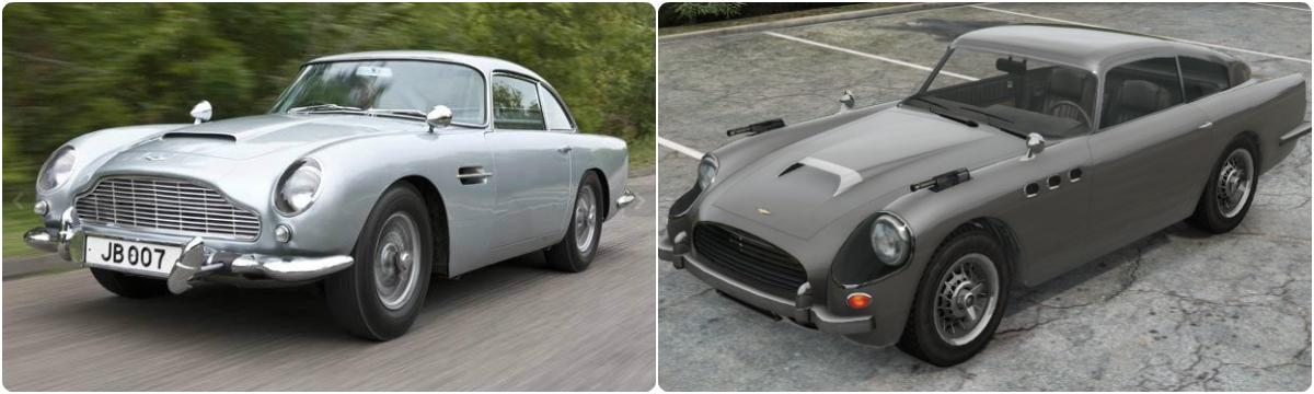 Gtav Aston Martin Db Dewbauchee Jb