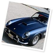 The Ferrari 250 GT SWB California Spyder