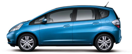 The Honda Jazz is being offered as a prize for high work attendance