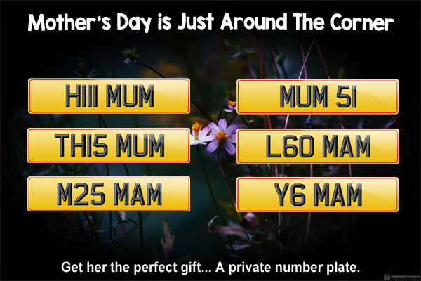 Mothers Day With National Numbers