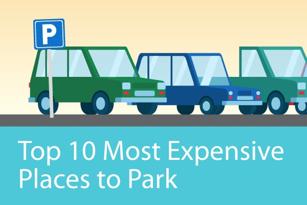 Top 10 most expensive places to park per hour in the UK vs the world revealed