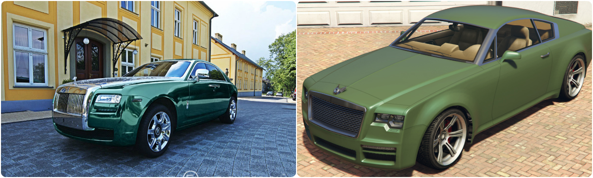 GTAV Rolls-Royce Ghost Enus Windsor