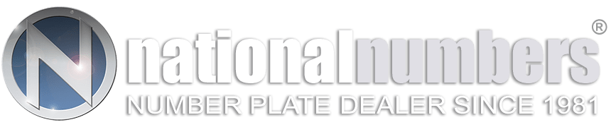 National Numbers - Number plate dealer since 1981