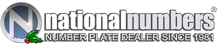 Private Number Plates from National Numbers