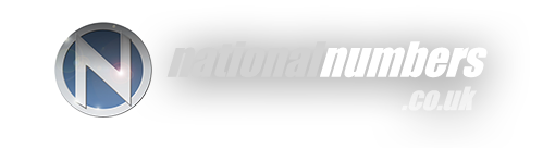 National Numbers Logo